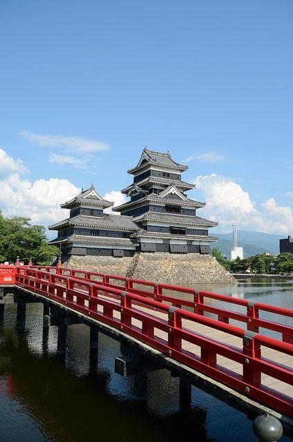 Matsumoto Castle, Nagano.