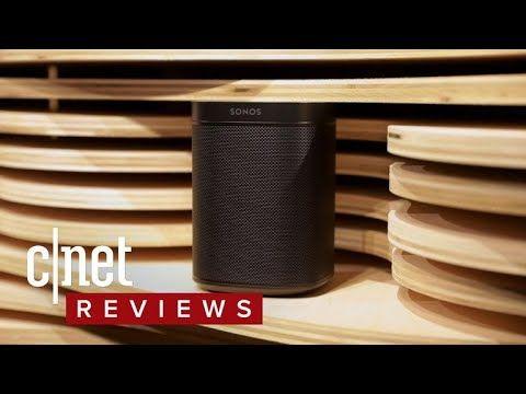 Sonos One smart speaker offers Alexa voice control onboard