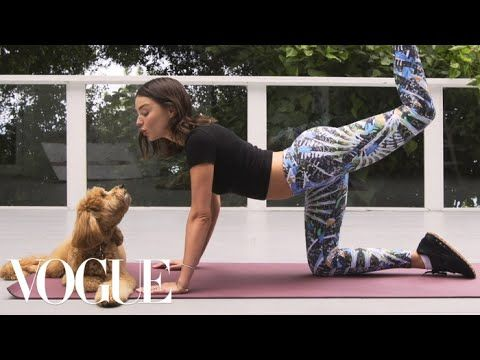 Miranda Kerr's Ultimate Pre-Wedding Detox | Vogue - YouTube