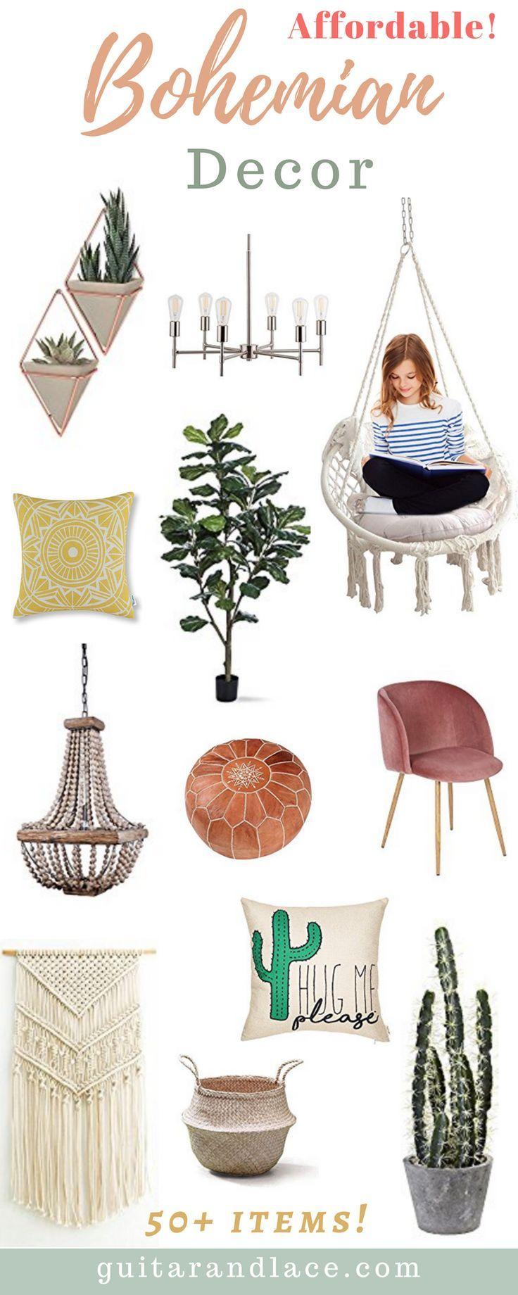 Affordable Boho Decor Ideas Boho Living Room Decor Boho Room Decor Boho Room