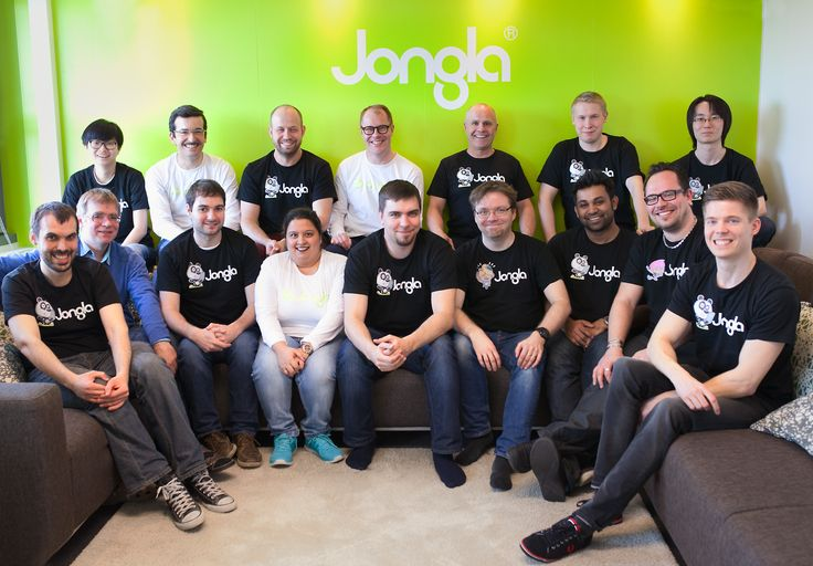 The Jongla Team