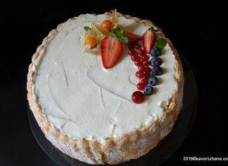 Tort Diplomat cu fructe – reteta clasica