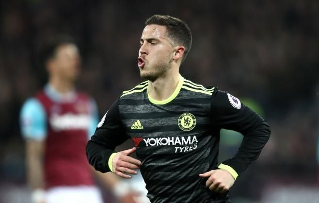 #rumors  Chelsea FC news: Eden Hazard to be offered staggering £300,000-a-week deal to stop Real Madrid move