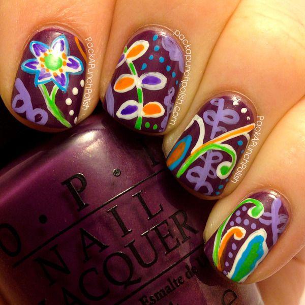 Crazy Nail Art: Best 25+ Crazy Nail Art Ideas On Pinterest