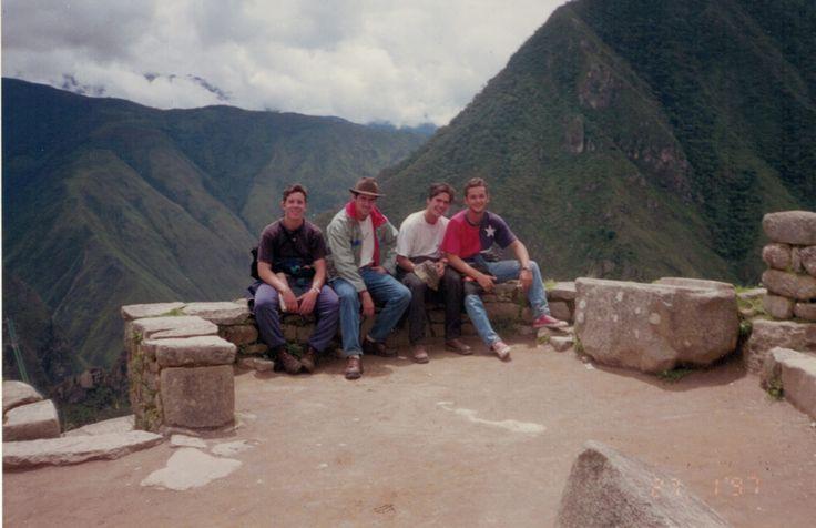 El día que me convertí en un patiperro chileno fue con un grupo de amigos en un gran viaje que nos llevaría a Perú. El iniciático.