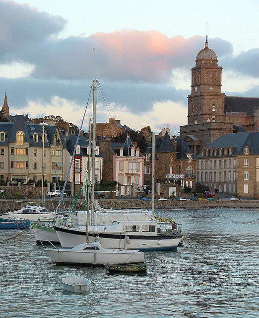 San Malo, Bretaña, Francia.