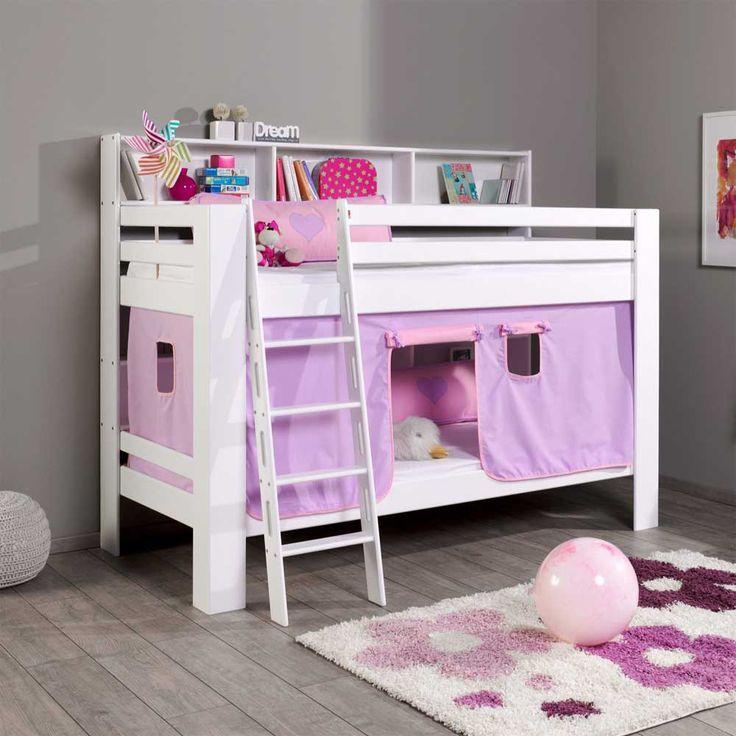 Kinderhochbett für zwei  Die besten 25+ Hochbett für zwei Ideen auf Pinterest | zwei ...