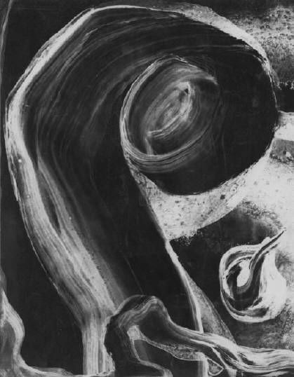 To find some common denominator between the landscape open to the artist and that which is open to the scientist Prints by György Kepes