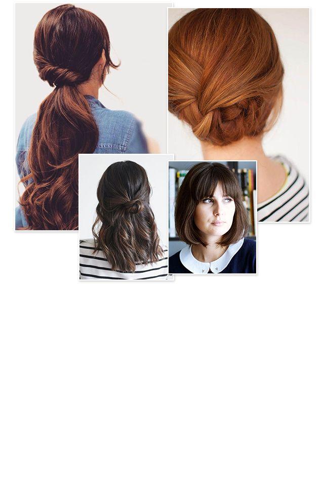 50 coiffures inspirées pour une rentrée stylée