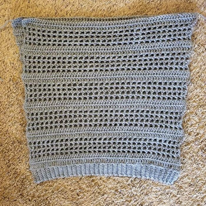 Simple Crochet Sweater Pattern Crochet Sweater Patterns Simple