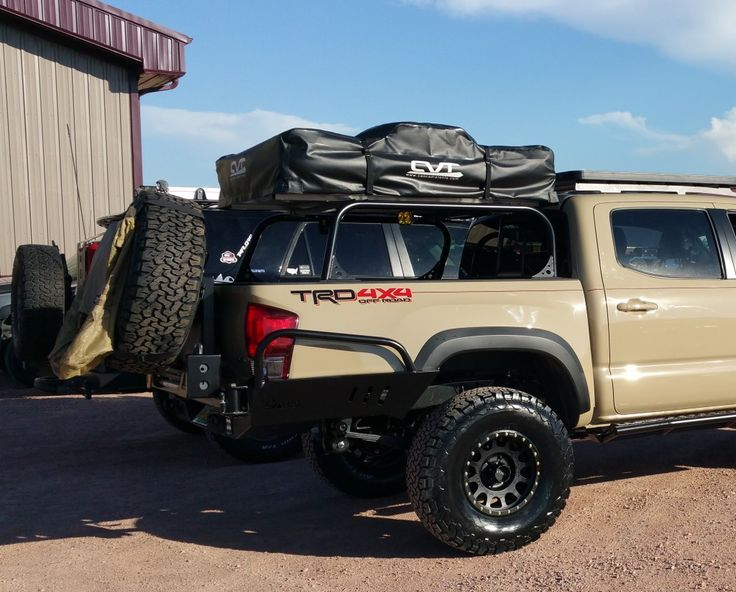 2005 (2nd Gen) Excursion Bed Rack 2016