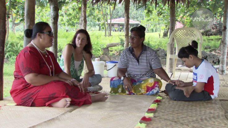 Attitude in Samoa - Part 1