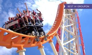 Groupon - One Ride Wristband or Two Wristbands with Five Extreme Thrill Rides at Luna Park in Coney Island (Up to 43% Off) in Coney Island. Groupon deal price: $24