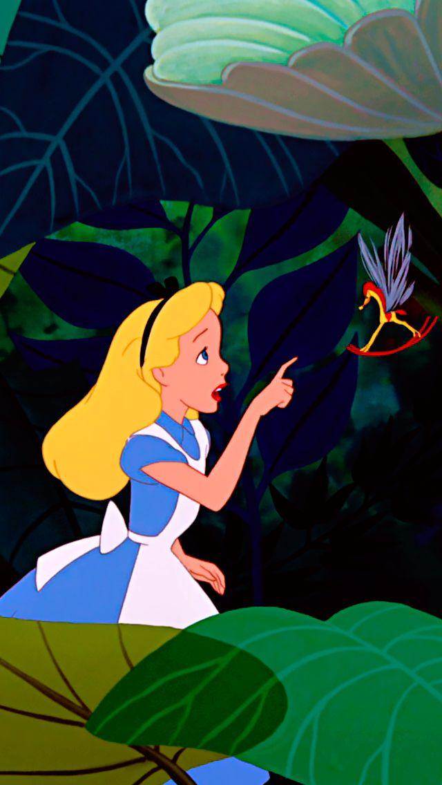Be a pirate or die, disneylockscreens: Alice in Wonderland -...