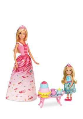 Mattel Barbie Dreamtopia Sweetville Princess Tea Party - Assorted - No Size
