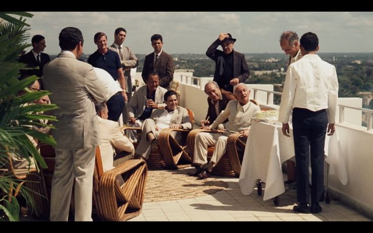 The Godfather II (Francis Ford Coppola, 1974)