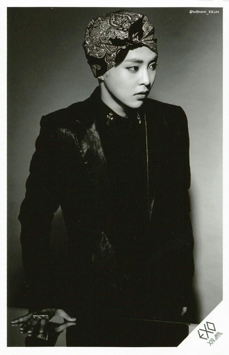 Omg...he is soooo handsome  😢❤❤❤  #xiumin #overdose #exo