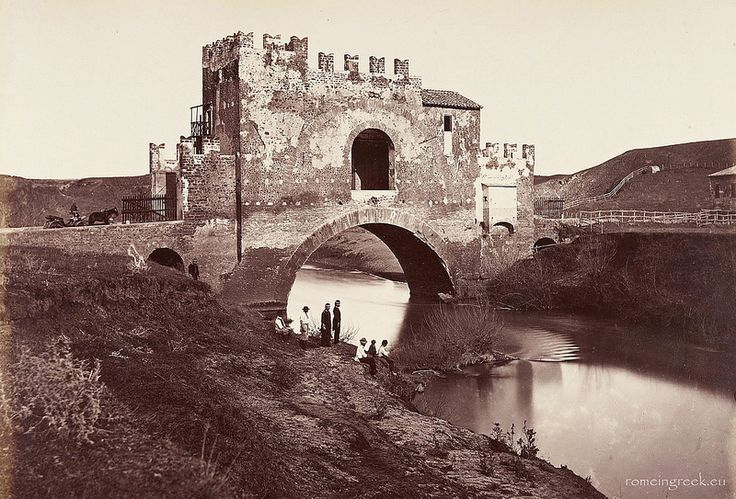ponte Nomentano 1865