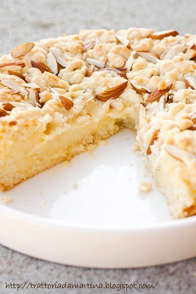 Trattoria da Martina - cucina tradizionale, regionale ed etnica: Crumble alla crema pasticcera