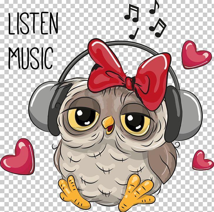 Owl Cartoon Illustration PNG - art, beak, bird, bird of ...