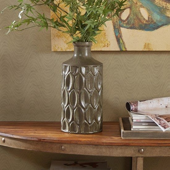 Teigan Decorative Craftsman Vase INK+IVY