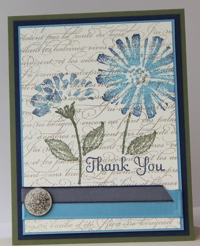 Stamp with Heather Card