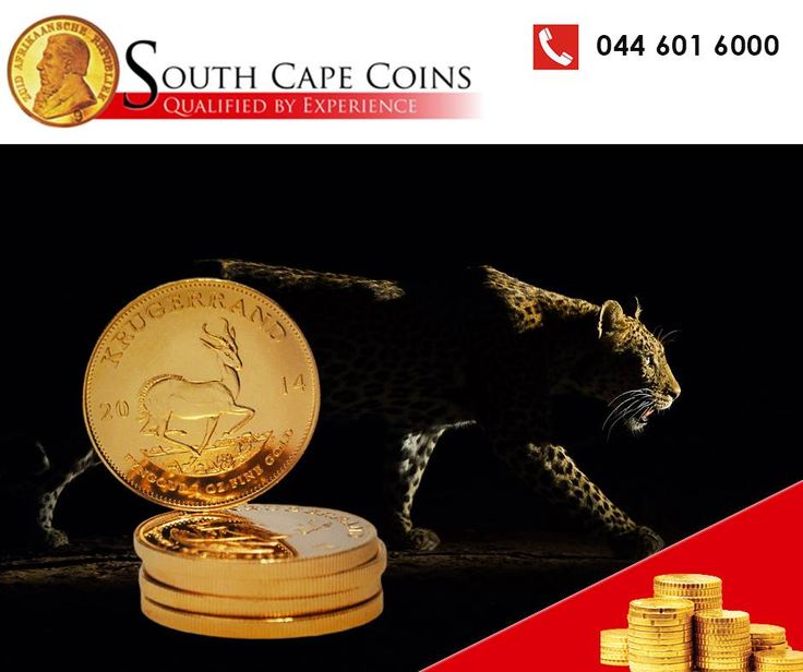 The legal tender 22 carat gold Krugerrand was the brainchild of the South African Chamber of Mines and  first became available to the public in 1967. #coins #rarecoins #investments
