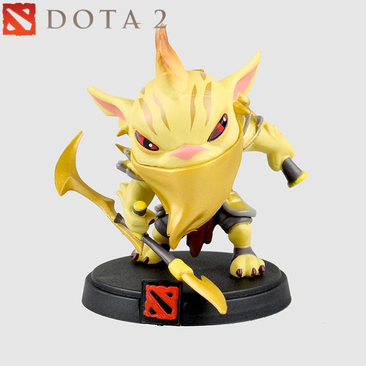 DOTA 2 Moba Game Figure Bounty Hunter BH PVC Model Action Figures Defense of the Ancients Collection dota2 Toys Gifts