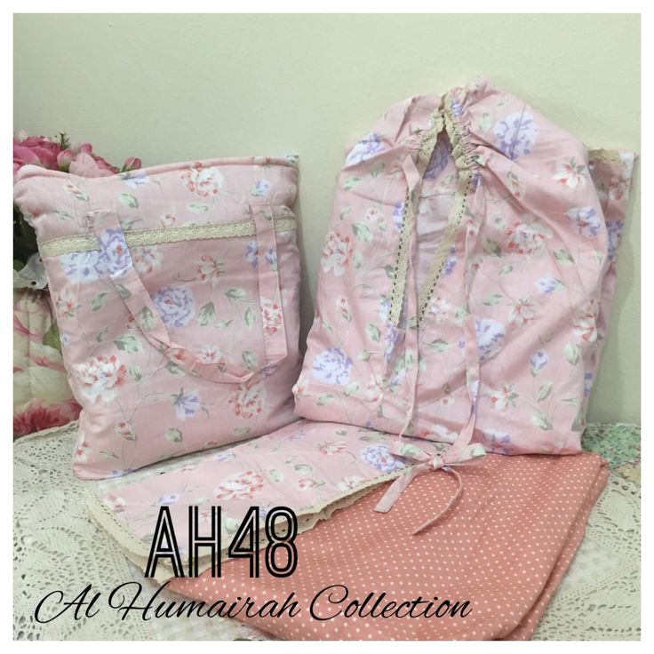 Al Humaira Telekung Cotton – AH48  RM150.00  – Telekung cotton with printed design  – Special vintage style design  – Japanese cotton material  – Face size up to L size  – Set includes beautiful handmade bag & mini sajaddah  – Limited pieces  http://www.telekung.co/product/ah48/