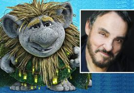 Once Upon a Time casts John Rhys-Davies as Frozen Troll