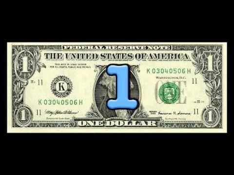 4 quarters make a dollar!- a money math song