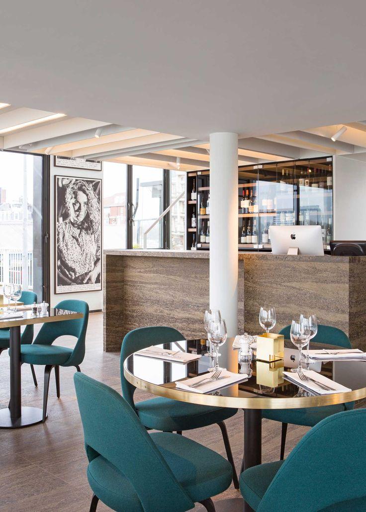 RAS Waterfront Restaurant In Antwerp By Co.studio. Good Ideas