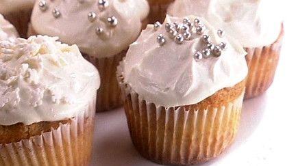 Cupcakes dorés - Recettes - À la di Stasio