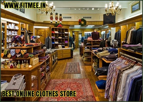clothes stores for men