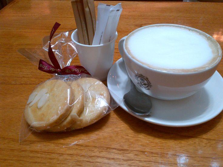 Double Cunni Café Au Lait