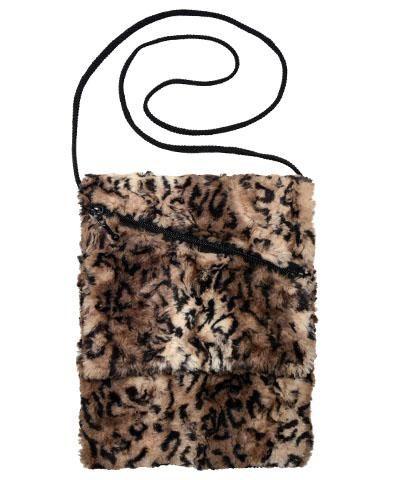 fc18ea0fe135 Prague Style Handbag – Luxury Faux Fur in Carpathian Lynx - Carpathian Lynx  - Handbag - Pandemonium Millinery  pandemoniummillinery  shoppandemonium   gofaux ...