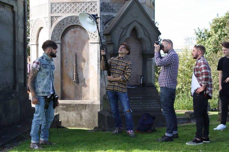 The Barbers Of Modern Britain aka The B.O.M.B Squad.
