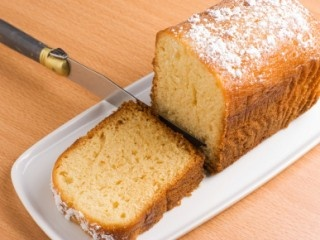 Irish Tea cake. Farmers almanac