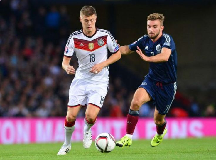 Germany England 2017