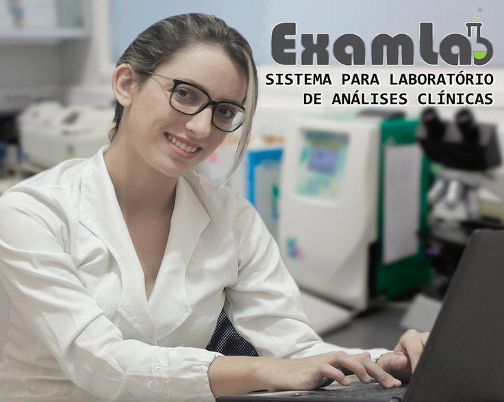 SISTEMA LABORATORIAL COMO VOCÊ SEMPRE QUIS, RÁPIDO, FÁCIL E EFICIENTE. ExamLab é um sistema para laboratório de analises clínicas que proporciona uma vida simples para muitos patologistas em todo o Brasil. Para maiores informações, acesse o site www.examlab.com.br e aproveite para agendar uma demonstração on-line. ☎(35)3865-1470 [fixo] ☎(35)9 9866-8617 [vivo] ☎(35)9 8882-9956 [oi]