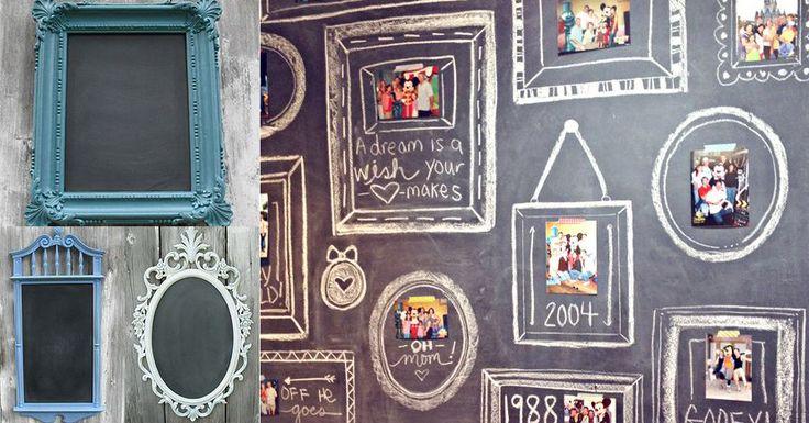 17 best images about pintura de pizarra on pinterest for Decoracion de pintura
