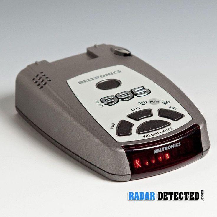 Beltronics vector 995 review radar