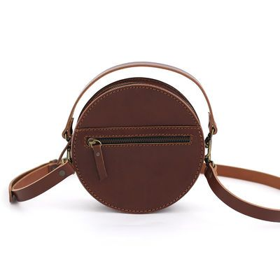 BOMBOM handbag in Brown