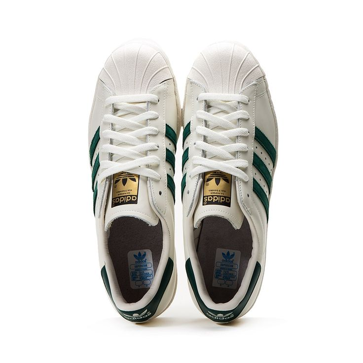 Adidas Superstar 80's DLX Vintage White Collegiate