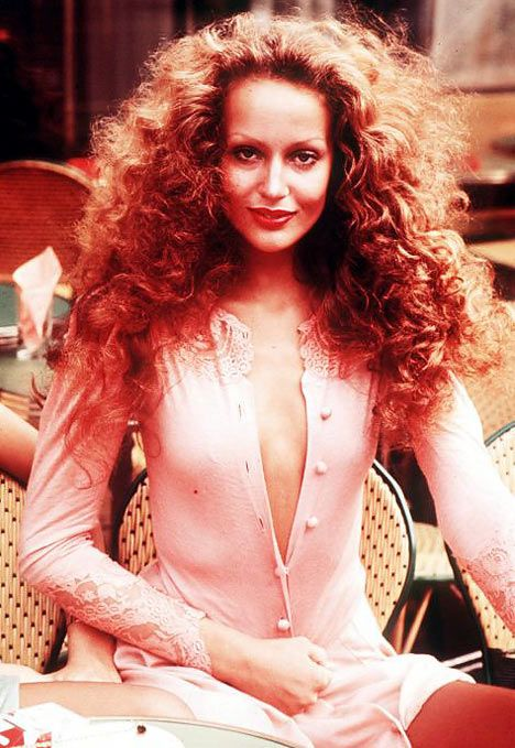 #JerryHall - #style #icon of the #1970s - #70s