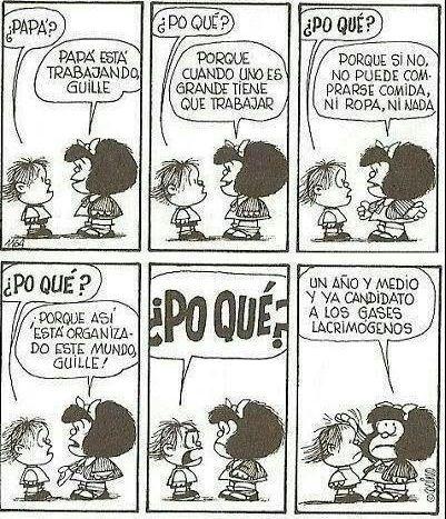 Guille y Mafalda ♥