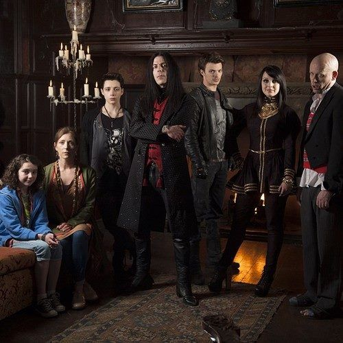 Young Dracula Series 5