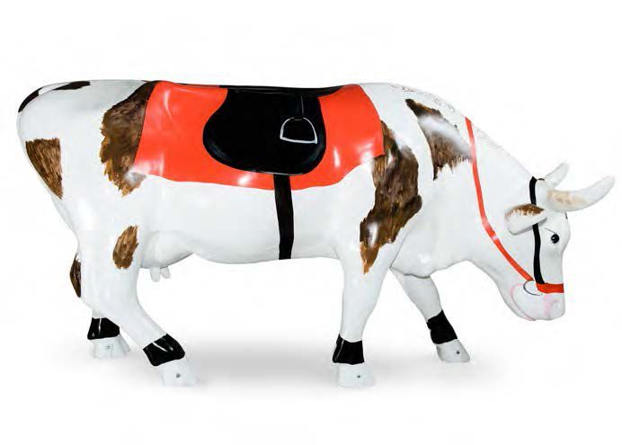 SIMONNE L'HERMITTE CHEVACHE DE COURSE L'ARTISTE Simonne l'Hermitte est une artiste plurielle qui s'exprime aussi bien au pastel qu'à l'aquarelle, à l'huile ou au fusain. Cavalière, elle croque sur le vif… - Cornette de Saint Cyr - 31/10/2015 #Vache #Cow