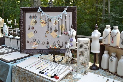 How To Sell Your Jewelry At A Craft Show Magazine Beads