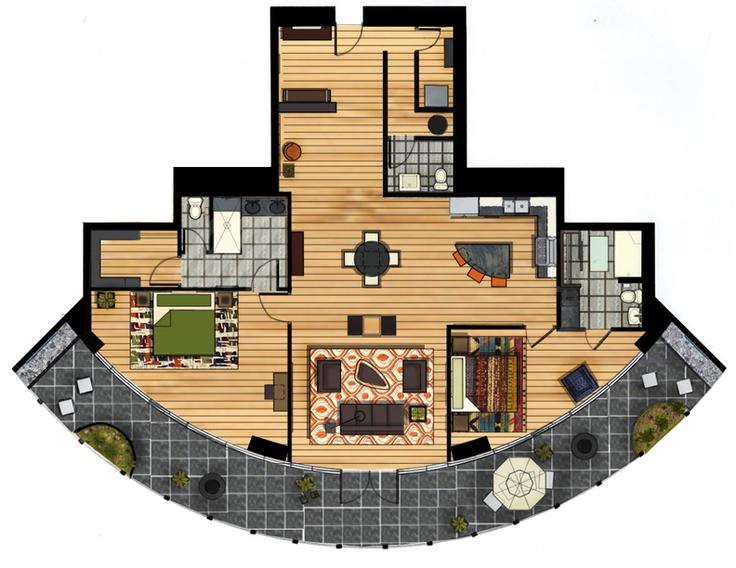 26 best Floor plans and Renderings images – Rustin Walk Site Plan